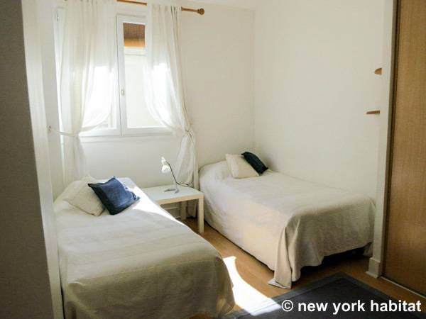 Paris T4 logement location appartement - chambre 3 (PA-2512) photo 1 sur 2