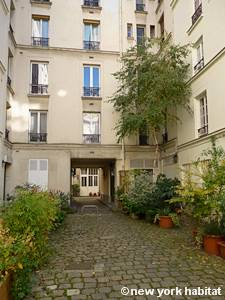 Paris Studio T1 appartement location vacances - autre (PA-2516) photo 14 sur 14