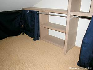 Paris 1 Bedroom - Duplex accommodation - bedroom (PA-2537) photo 3 of 3