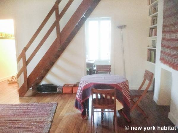 Paris 1 Bedroom - Duplex accommodation - living room (PA-2537) photo 6 of 9