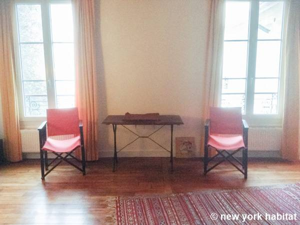Paris 1 Bedroom - Duplex accommodation - living room (PA-2537) photo 4 of 9