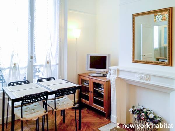 Paris 1 Bedroom apartment - Apartment reference PA-2579