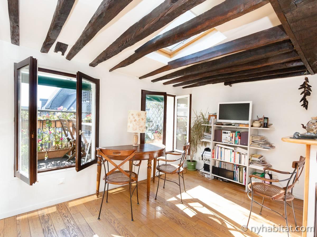 Casa vacanza a Parigi - Monolocale - Les Halles (PA-2590)