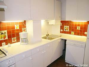 Paris T3 logement location appartement - cuisine (PA-2597) photo 3 sur 3