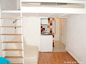 Paris Studio apartment - living room (PA-2622) photo 10 of 16