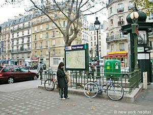 Paris Studio apartment - other (PA-2622) photo 12 of 12