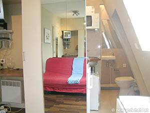 Paris Studio apartment - living room (PA-2648) photo 4 of 6