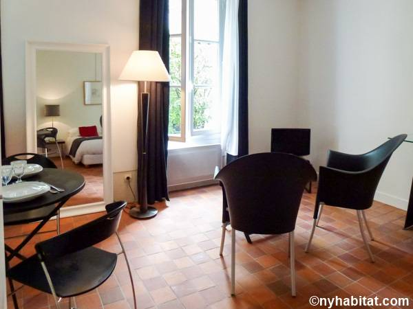 Paris Studio apartment - Apartment reference PA-2659