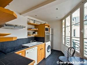 Paris 1 Bedroom accommodation - kitchen (PA-2669) photo 1 of 5