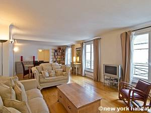 Paris 1 Bedroom accommodation - Apartment reference PA-2669