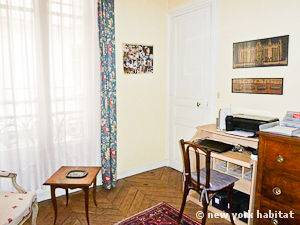 Paris T3 logement location appartement - chambre 2 (PA-2696) photo 2 sur 2
