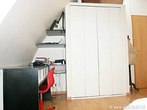Paris T3 appartement location vacances - chambre 1 (PA-2719) photo 3 sur 4