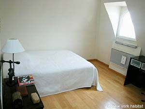 Paris T3 appartement location vacances - chambre 1 (PA-2719) photo 2 sur 4