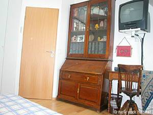 Paris T3 appartement location vacances - chambre 2 (PA-2719) photo 2 sur 3