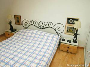 Paris T3 appartement location vacances - chambre 2 (PA-2719) photo 1 sur 3
