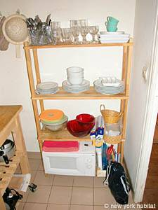 Paris Studio T1 logement location appartement - cuisine (PA-2810) photo 2 sur 3