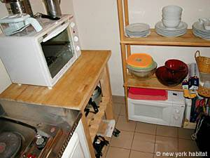 Paris Studio T1 logement location appartement - cuisine (PA-2810) photo 3 sur 3
