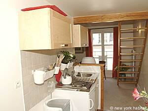 Paris Alcove Studio - Duplex apartment - kitchen (PA-2834) photo 2 of 3