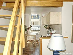 Paris Alcove Studio - Duplex apartment - living room (PA-2834) photo 4 of 13