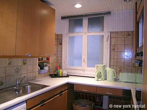 Paris 2 Bedroom accommodation - kitchen (PA-2843) photo 2 of 3