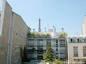 Paris 1 Bedroom - Duplex accommodation - bedroom (PA-2848) photo 5 of 5