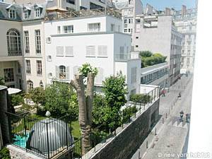 Paris 1 Bedroom - Duplex accommodation - living room (PA-2848) photo 9 of 10