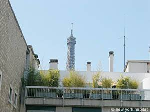 Paris 1 Bedroom - Duplex accommodation - living room (PA-2848) photo 10 of 10