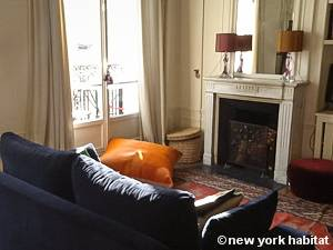Paris - 1 Bedroom accommodation - Apartment reference PA-2851