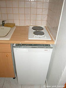 Paris Studio apartment - kitchen (PA-2889) photo 2 of 2