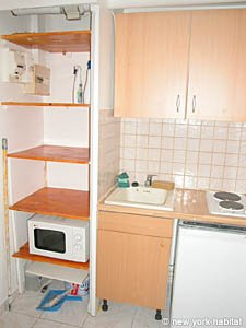 Paris Studio apartment - kitchen (PA-2889) photo 1 of 2