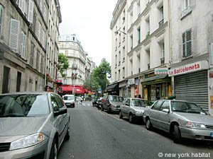 Paris Studio apartment - other (PA-2889) photo 4 of 8