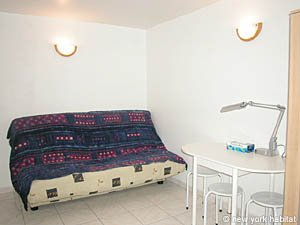 Paris Studio apartment - living room (PA-2889) photo 1 of 4