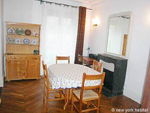 Paris 1 Bedroom apartment - living room (PA-2942) photo 4 of 8