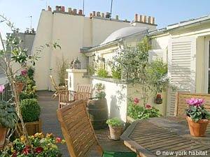 Paris 1 Bedroom accommodation - Apartment reference PA-2947