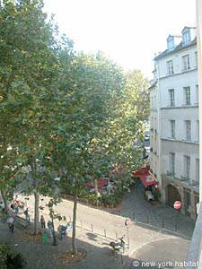 Paris 1 Bedroom apartment - living room (PA-2969) photo 8 of 9