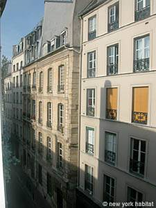 Paris 1 Bedroom apartment - living room (PA-2969) photo 9 of 9