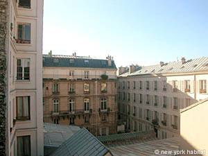 Paris Studio T1 appartement location vacances - séjour (PA-2982) photo 19 sur 19