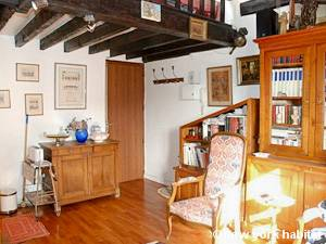 Paris Studio T1 appartement location vacances - séjour (PA-2982) photo 3 sur 19