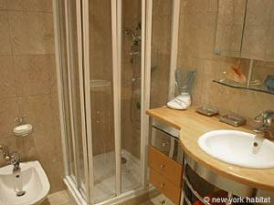 Paris 2 Bedroom accommodation - bathroom 2 (PA-3007) photo 1 of 2
