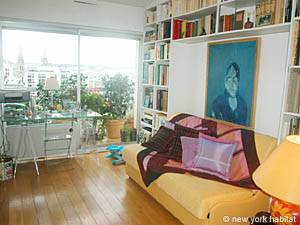 Paris 2 Bedroom accommodation - bedroom 1 (PA-3007) photo 1 of 2
