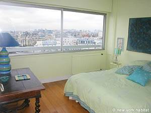 Paris 2 Bedroom accommodation - bedroom 2 (PA-3007) photo 1 of 3