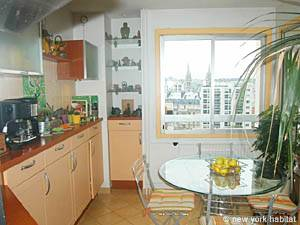 Paris 2 Bedroom accommodation - kitchen (PA-3007) photo 2 of 3