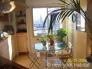 Paris 2 Bedroom accommodation - kitchen (PA-3007) photo 1 of 3