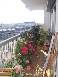 Paris 2 Bedroom accommodation - living room (PA-3007) photo 10 of 12