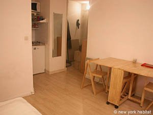 Paris Studio apartment - living room (PA-3012) photo 4 of 6