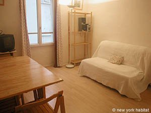 Paris Studio apartment - Apartment reference PA-3012