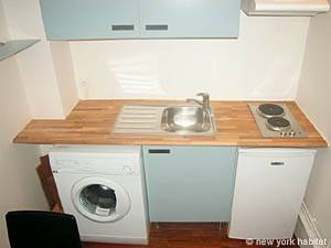 Paris T2 logement location appartement - cuisine (PA-3013) photo 1 sur 3