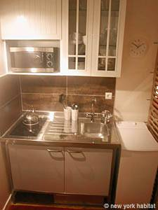 Paris Studio accommodation - kitchen (PA-3030) photo 1 of 2