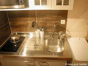 Paris Studio accommodation - kitchen (PA-3030) photo 2 of 2