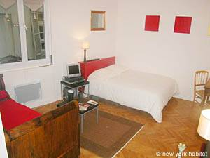 Paris Studio accommodation - Apartment reference PA-3030